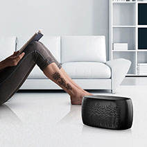 Bluetooth Mini Lautsprecher Wireless Speaker Boxen S06 Gold