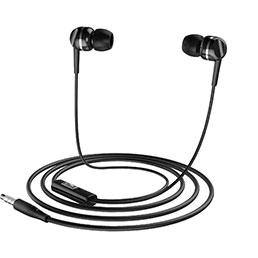 Kopfhörer Stereo Sport Ohrhörer In Ear Headset H09 Schwarz