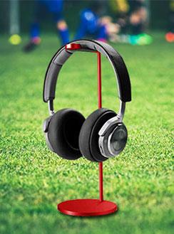 Kopfhörer-Halterung