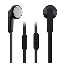 Kopfhörer Stereo Sport Ohrhörer In Ear Headset H08 Schwarz