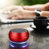 Bluetooth Mini Lautsprecher Wireless Speaker Boxen Rot