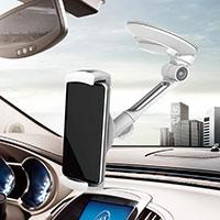 Halter Halterungung Auto Halter Halterung Saugnapf Universal H22 Silber