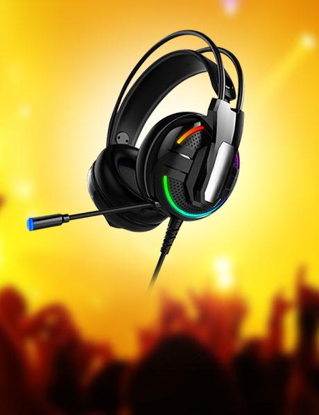 Hammermäßig im Sound Headsets für Anrufe & Musik