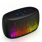 Bluetooth Mini Lautsprecher Wireless Speaker Boxen S06 Schwarz