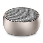 Bluetooth Mini Lautsprecher Wireless Speaker Boxen S25 Gold
