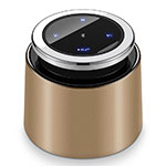 Bluetooth Mini Lautsprecher Wireless Speaker Boxen S26 Gold