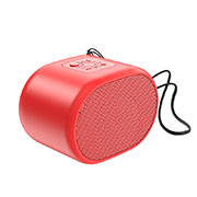 Bluetooth Mini Lautsprecher Wireless Speaker Boxen K06 Rot