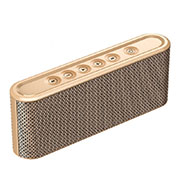 Bluetooth Mini Lautsprecher Wireless Speaker Boxen K07 Gold