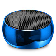 Bluetooth Mini Lautsprecher Wireless Speaker Boxen S25 Blau