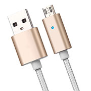 Kabel USB 2.0 Android Universal A08 Gold