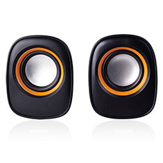 Bluetooth Mini Lautsprecher Wireless Speaker Boxen K04 für Samsung Galaxy S30 Plus 5G Schwarz