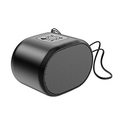 Bluetooth Mini Lautsprecher Wireless Speaker Boxen K06 für Apple iPhone 11 Pro Schwarz