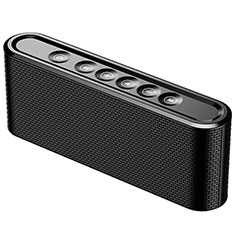 Bluetooth Mini Lautsprecher Wireless Speaker Boxen K07 für Apple iPad New Air 2019 10.5 Schwarz