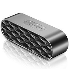 Bluetooth Mini Lautsprecher Wireless Speaker Boxen S08 für Samsung Galaxy S30 Plus 5G Schwarz