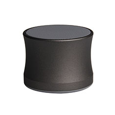 Bluetooth Mini Lautsprecher Wireless Speaker Boxen S14 für Apple iPad New Air 2019 10.5 Schwarz