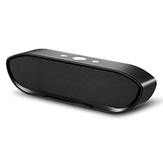 Bluetooth Mini Lautsprecher Wireless Speaker Boxen S16 für Apple iPad New Air 2019 10.5 Schwarz