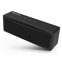 Bluetooth Mini Lautsprecher Wireless Speaker Boxen S19 für Apple iPad New Air 2019 10.5 Schwarz