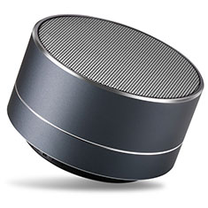 Bluetooth Mini Lautsprecher Wireless Speaker Boxen S24 für Apple iPad New Air 2019 10.5 Schwarz