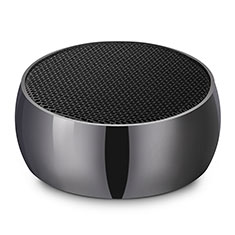 Bluetooth Mini Lautsprecher Wireless Speaker Boxen S25 für Apple iPhone 11 Pro Schwarz