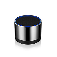 Bluetooth Mini Lautsprecher Wireless Speaker Boxen S27 für Apple iPhone 11 Pro Max Silber