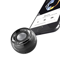 Bluetooth Mini Lautsprecher Wireless Speaker Boxen S28 für Samsung Galaxy S30 Plus 5G Schwarz