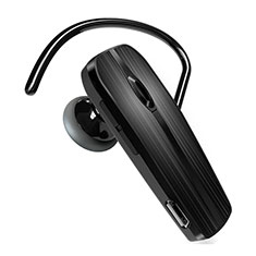 Bluetooth Wireless Stereo Ohrhörer Sport Kopfhörer In Ear Headset H39 für Motorola Moto One Zoom Schwarz