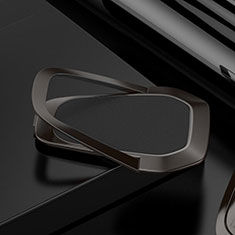 Fingerring Ständer Magnetische Smartphone Halter Halterung Universal S21 für Xiaomi Mi 9 Pro Schwarz