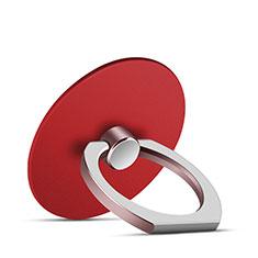 Fingerring Ständer Smartphone Halter Halterung Universal Z05 für Xiaomi Mi 9 Pro Rot