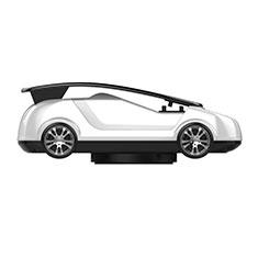 Halter Halterungung Auto Halter Halterung Saugnapf Universal H03 für Sony Xperia XA2 Plus Weiß
