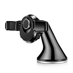 Halter Halterungung Auto Halter Halterung Saugnapf Universal H14 für Sony Xperia XA2 Plus Schwarz