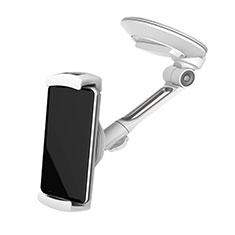 Halter Halterungung Auto Halter Halterung Saugnapf Universal H22 für Huawei Mate 40 Silber