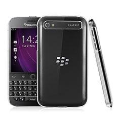 Handyhülle Hülle Crystal Schutzhülle Tasche für Blackberry Classic Q20 Klar