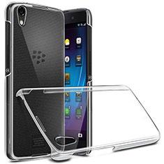 Handyhülle Hülle Crystal Schutzhülle Tasche für Blackberry DTEK50 Klar
