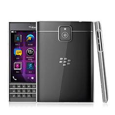 Handyhülle Hülle Crystal Schutzhülle Tasche für Blackberry Passport Q30 Klar