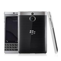 Handyhülle Hülle Crystal Schutzhülle Tasche für Blackberry Passport Silver Edition Klar