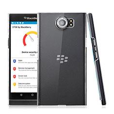 Handyhülle Hülle Crystal Schutzhülle Tasche für Blackberry Priv Klar