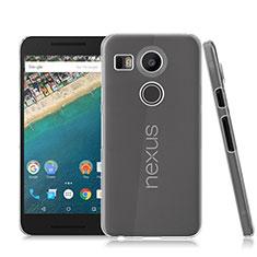 Handyhülle Hülle Crystal Schutzhülle Tasche für Google Nexus 5X Klar