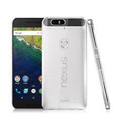 Handyhülle Hülle Crystal Schutzhülle Tasche für Google Nexus 6P Klar
