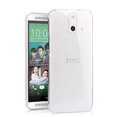 Handyhülle Hülle Crystal Schutzhülle Tasche für HTC One E8 Klar