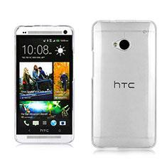 Handyhülle Hülle Crystal Schutzhülle Tasche für HTC One M7 Klar