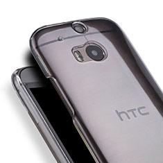 Handyhülle Hülle Crystal Schutzhülle Tasche für HTC One M8 Klar
