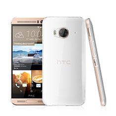 Handyhülle Hülle Crystal Schutzhülle Tasche für HTC One Me Klar