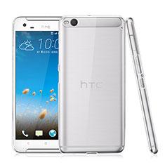 Handyhülle Hülle Crystal Schutzhülle Tasche für HTC One X9 Klar
