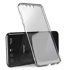 Handyhülle Hülle Crystal Schutzhülle Tasche für Huawei Honor 9 Grau