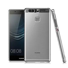 Handyhülle Hülle Crystal Schutzhülle Tasche für Huawei P9 Plus Klar