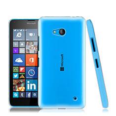 Handyhülle Hülle Crystal Schutzhülle Tasche für Microsoft Lumia 640 Klar