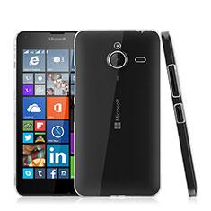 Handyhülle Hülle Crystal Schutzhülle Tasche für Microsoft Lumia 640 XL Lte Klar