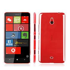 Handyhülle Hülle Crystal Schutzhülle Tasche für Nokia Lumia 1320 Klar
