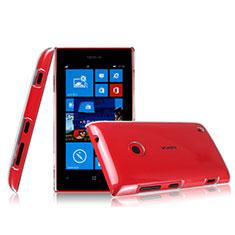 Handyhülle Hülle Crystal Schutzhülle Tasche für Nokia Lumia 525 Klar