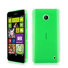 Handyhülle Hülle Crystal Schutzhülle Tasche für Nokia Lumia 635 Klar
